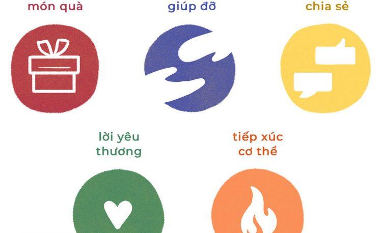 5 ngôn ngữ tình yêu dành cho trẻ em