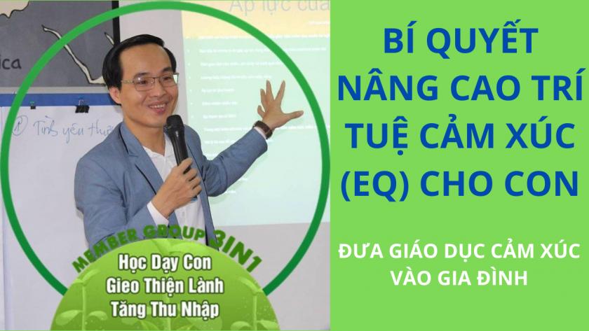 Khóa học trí tuệ cảm xúc miễn phí - Lê Thanh Trông