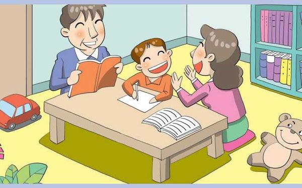 cẩm nang giáo dục gia đình - cha mẹ thần thái