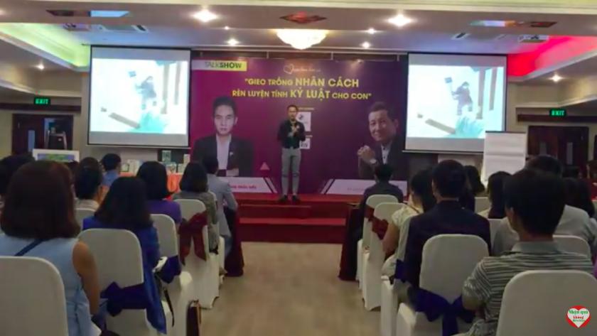 Cách rèn tính kỷ luật cho trẻ - TS Nguyễn Hoàng Khắc Hiếu