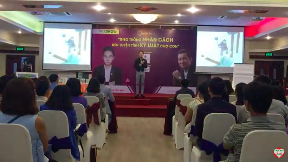 Video rèn tính kỷ luật cho con – TS Nguyễn Hoàng Khắc Hiếu